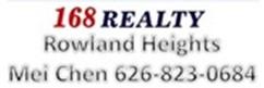 168 Realty Partners Logo